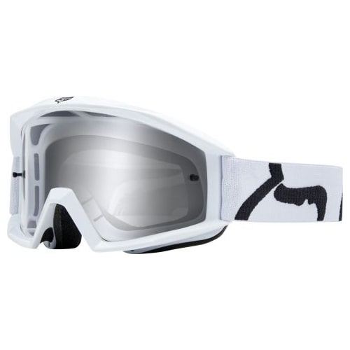 Fox Main Goggle Race NS White MX19