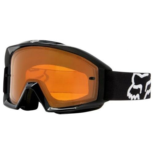 Fox Goggles Main Enduro OS Black Orange MX18