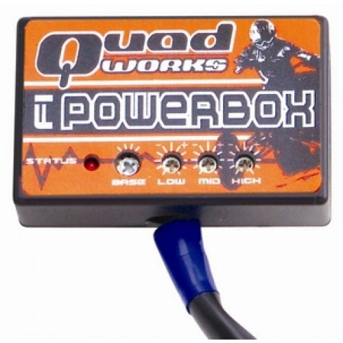 F.I. POWER BOX POLARIS RZR-800 2007-08